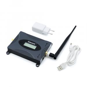 Усилитель сигнала Lintratek 900 mHz (для 2G) 65 dBi, кабель 10 м., комплект - 3