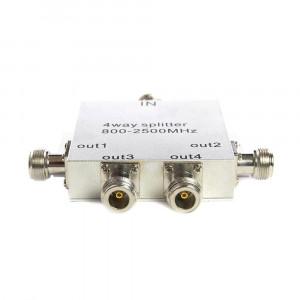 Делитель сигнала c микрочипом (сплиттер) 1/4 WS 506 800-2500 MHz - 3