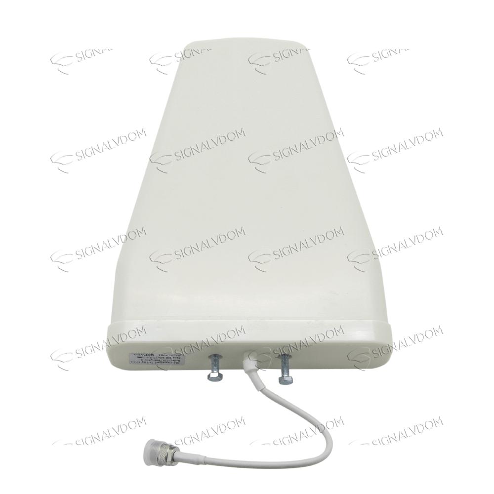 Усилитель сигнала Power Signal 900/2100 MHz (для 2G, 3G) 70 dBi, кабель 15 м., комплект - 4