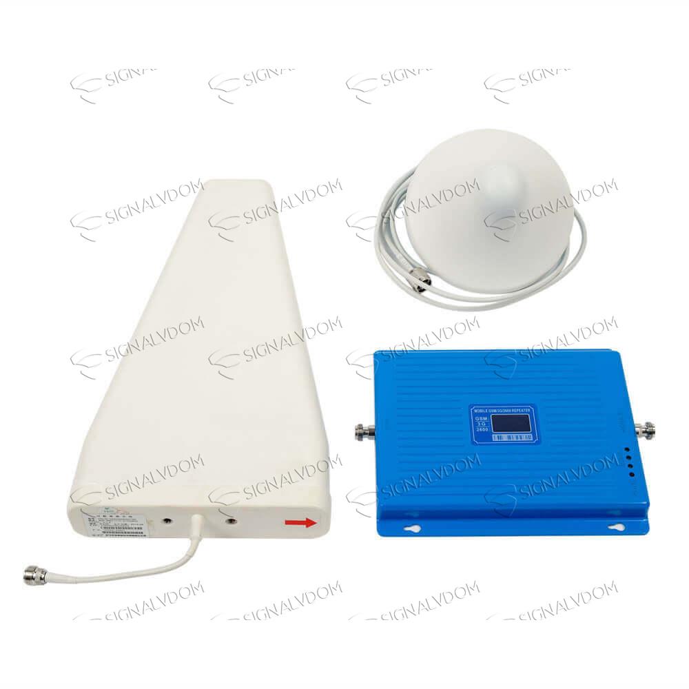 Усилитель сигнала Baltic Signal (65 dBi, 50 мВт) (для GSM/LTE1800+3G+4G BS-DCS/3G/4G-65)