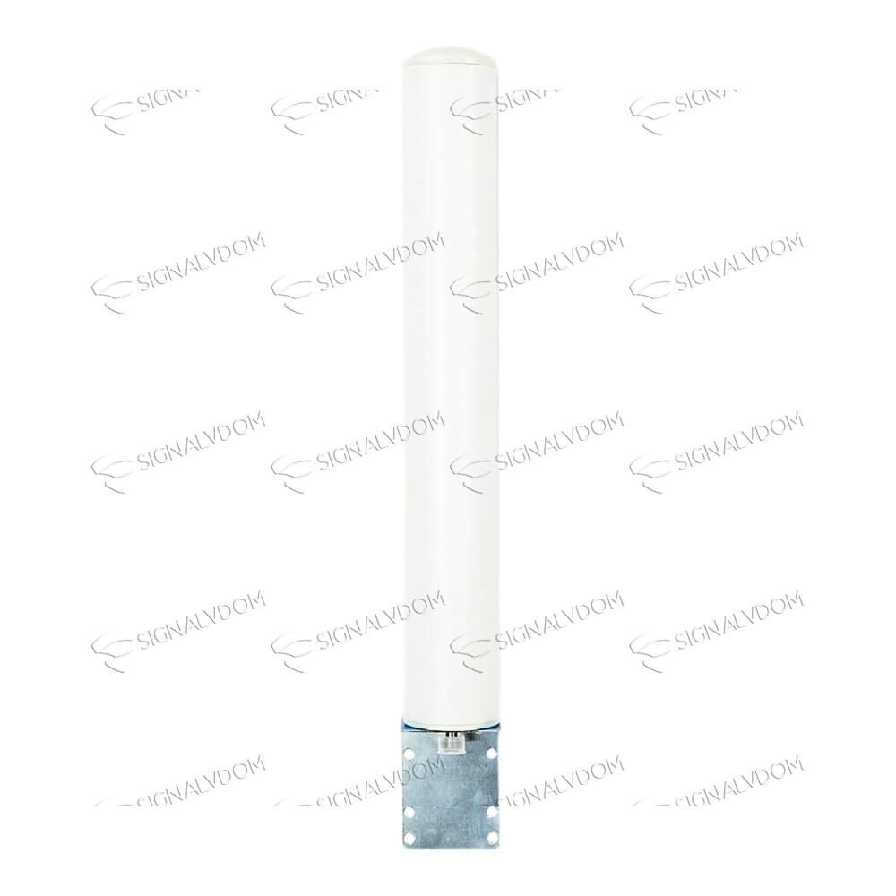 Усилитель сигнала Wingstel Premium 900/1800/2100/2600 MHz (для 2G/3G/4G) 65 dBi, кабель 15 м., комплект - 5